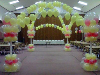 Yellow & Pink Wedding