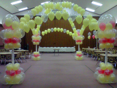 Yellow & Pink Wedding